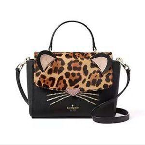 Kate Spade Leopard Kerrie Crossbody Handbag